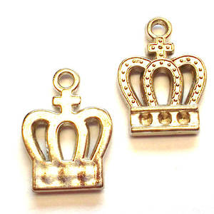 Acrylic Charm, crown