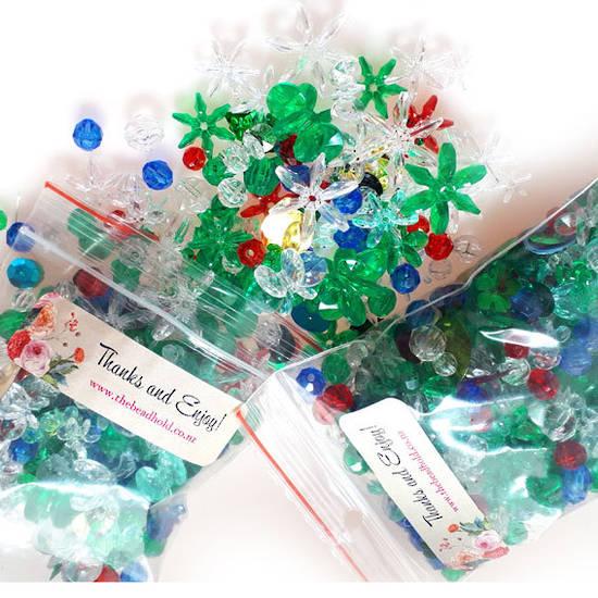 NEW! Acrylic MIX: Christmas Super Mix!