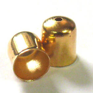 Gold Cone, small plain