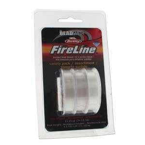 Fireline Variety Pack: CRYSTAL