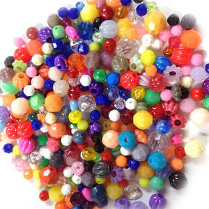 NEW! Acrylic Mix: Multi brights, rounds