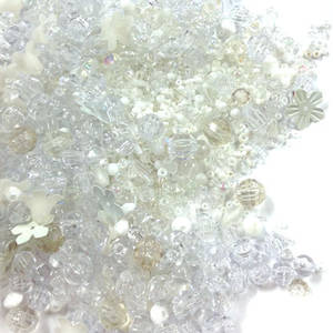 NEW! Acrylic/Glass Mix: Crystal Clear