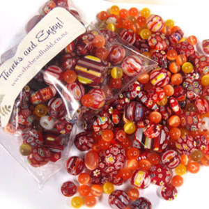 NEW! Fibre Optic/Mosaic MIX: Fiery