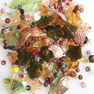 NEW! Seed, Leaf and Flower MIX - autumns