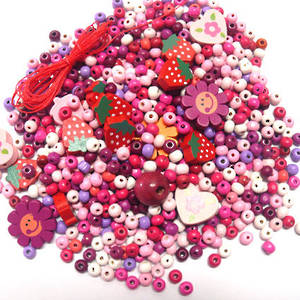 Wooden Bead MIX 2:  Princessa