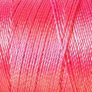 Soft and silky nylon thread: Rose Pink