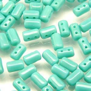 Rulla Bead: Turquoise Green