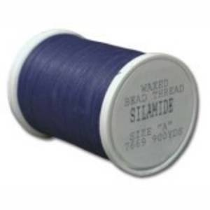 Silamide,  900 yard spool - Royal Blue