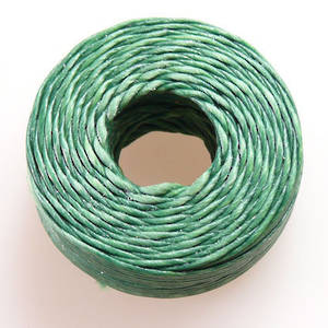 1mm Cotton 'Sinew' Cord - Green