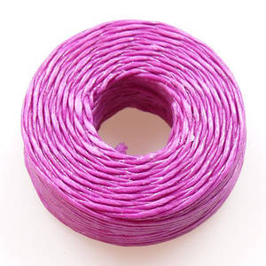 1mm Cotton 'Sinew' Cord - Magenta