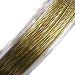 NEW! Accuflex, Clear Brass (gold)