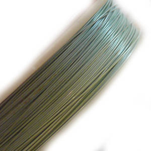 Tigertail Beading Wire , Pastel Mint Green