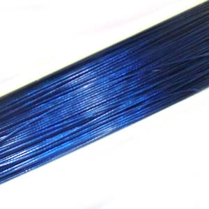 Tigertail Beading Wire, Capri Blue