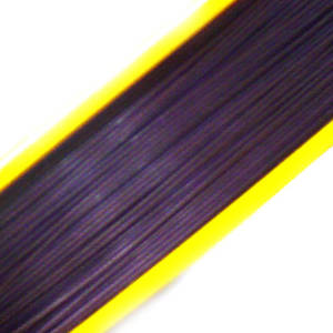 Tigertail Beading Wire, Violet (A grade)