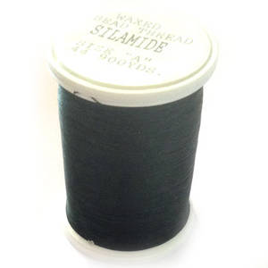 Silamide,  900 yard spool - Dark Green