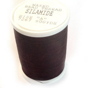 Silamide, 900 yard spool - Wine