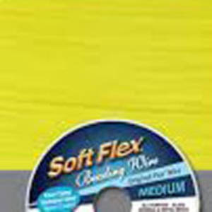 Medium Softflex: Yellow - 1 metre