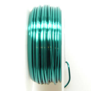 CLEARANCE: Artistic Wire, Kelly Green, 18 gauge