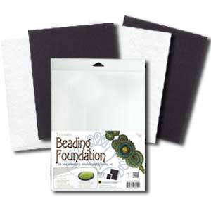 Beadsmith Beading Foundation - mixed pack - large sheets