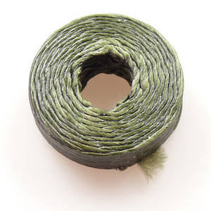 1mm Cotton Sinew Forest Green