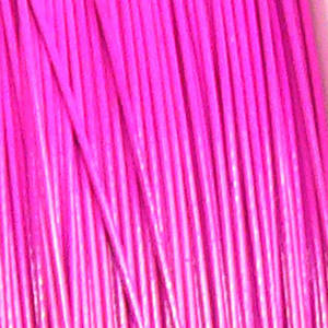 Tigertail Beading Wire, Neon Pink,