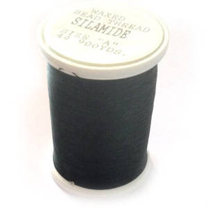 Silamide,  900 yard spool - Dark Blue